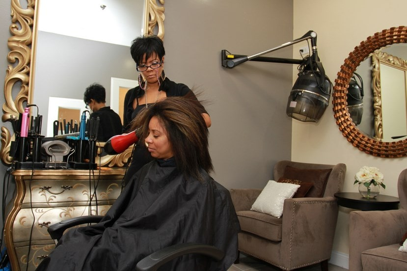 Professional Hair Salon Services