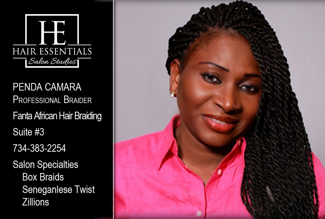 Fanta African Hair Braiding Hair Essentials Salon Studios