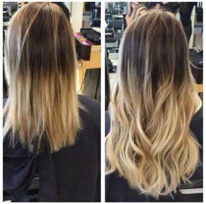 Hair Extension Methods