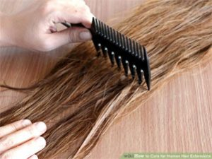 how to take off extensions