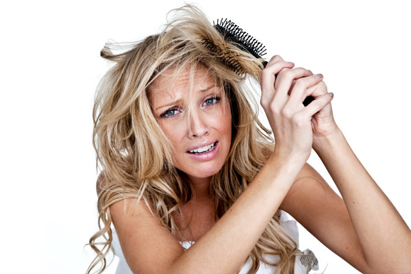 Causes of Dry Hair