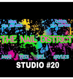 Studio #20 - The Nail District