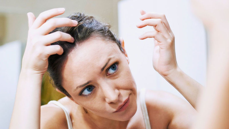 Reasons Why You're Losing Your Hair