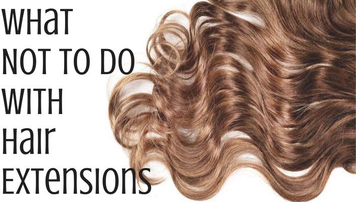 Something To Know Before Using Hair Extension