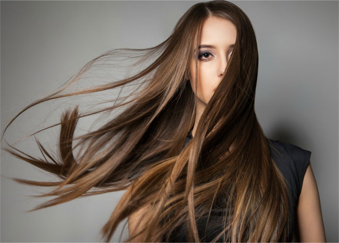 Human Hair Perfect Material For Making A Good Hair Extension Hair