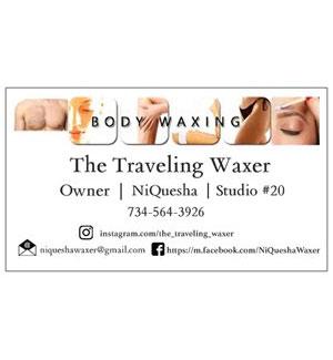 Studio #20 - The Traveling Waxer