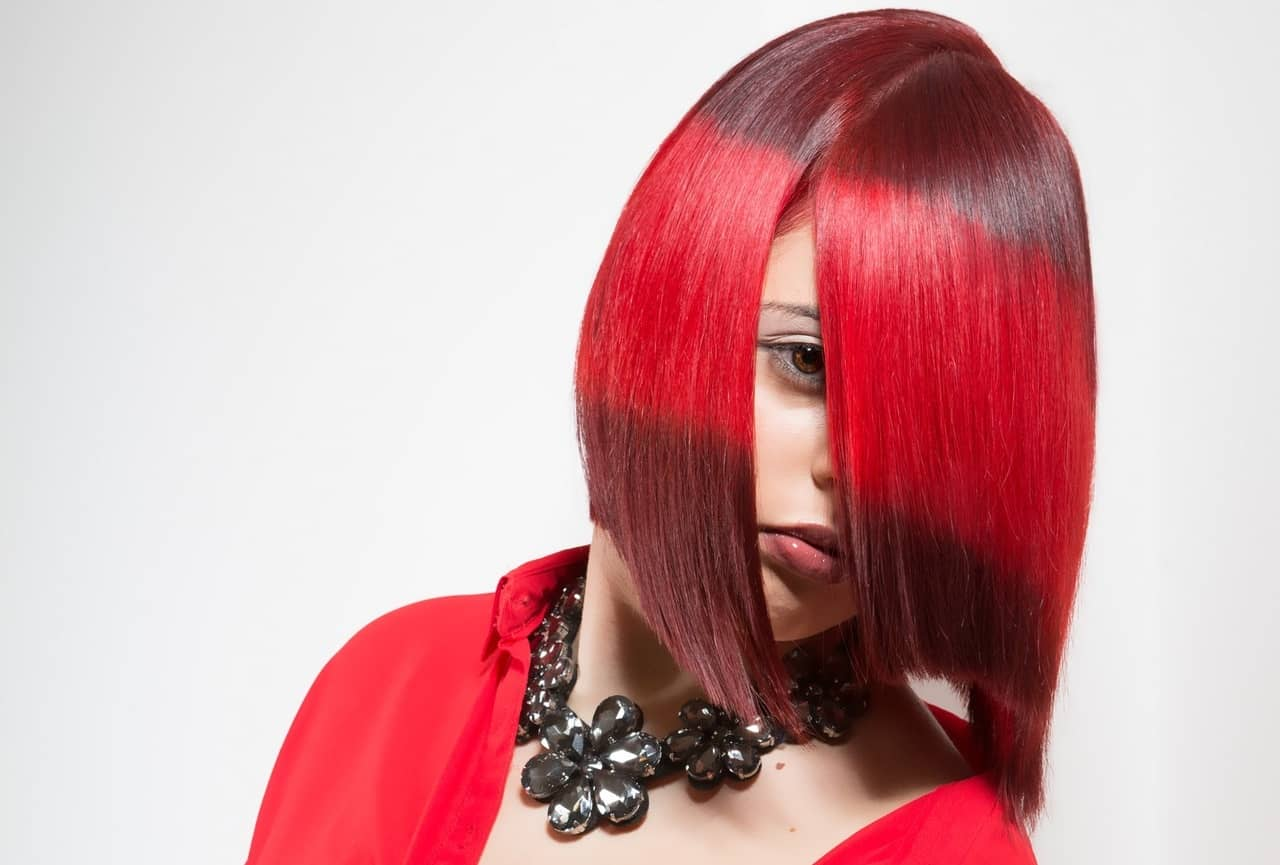 women Haircuts Color