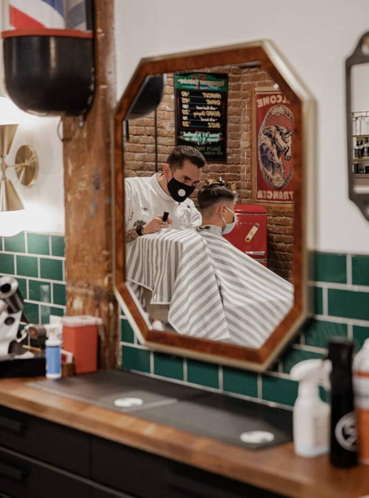 barbershop rental